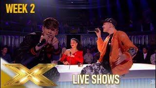 Max & Harvey: Simon Cowell ASTOUNDED As Twins Amaze Again!| The X Factor 2019: Celebrity