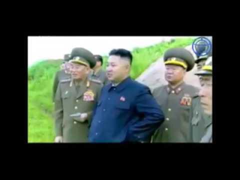 Kim Jong-un parodia