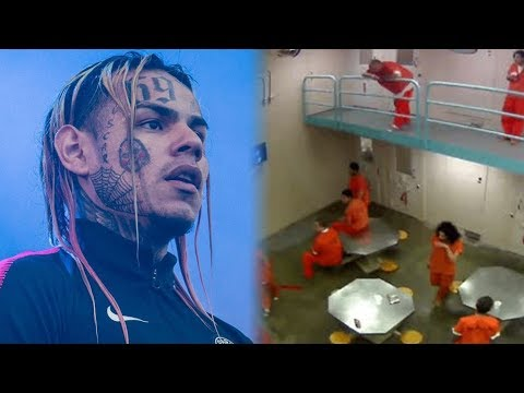 Goons Attack 6ix9ine In Jail And Moved To Another Facility Mp3