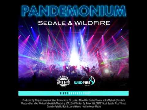 SEDALE & WiLDFiRE :  PANDEMONIUM ST. LUCIA CARNIVAL 2014