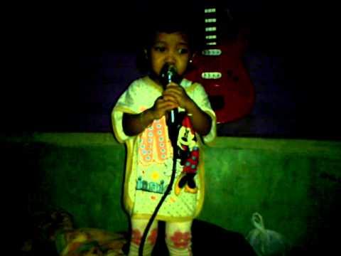 karaoke cilik