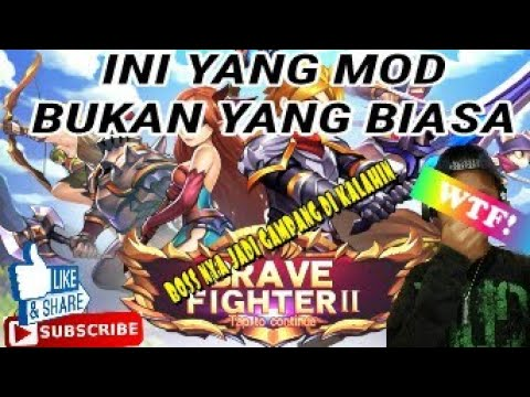 Main Brave Figter 2 Mod Apk,,,,,,brave Fighter2 Indonesia!!!!anjay Gaming😎