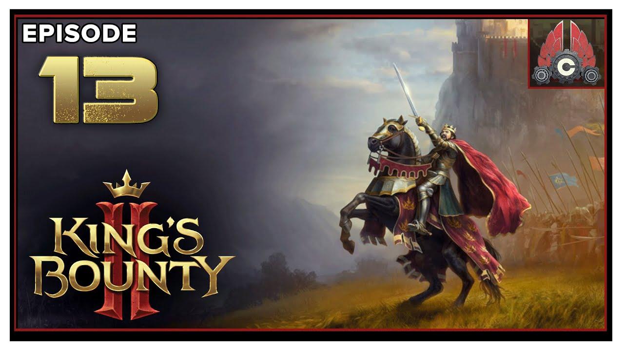 CohhCarnage Plays King's Bounty II - Episode 13