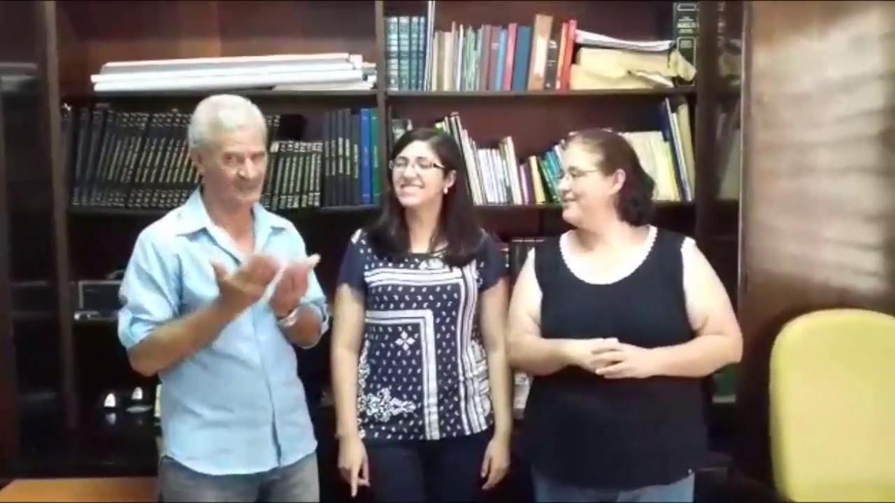 Escola Bíblica Dominical - Classe - Libras com Bíblia