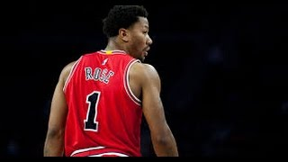 Derrick Rose Career Highlights Mix - In The Zone