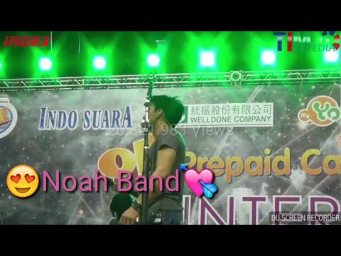 Saksikan Konser Ariel NOAH BAND di Taoyuan Stadium, Taiwan 29 October 2017