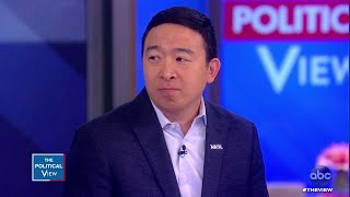 "Andrew Yang: Killing of Qassem Soleimani Was a ""Mistake"" 