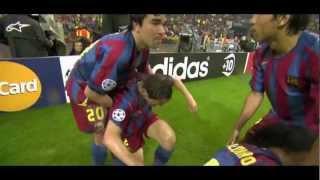 Barcelona vs arsenal 2-1