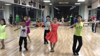 Toca Toca - Chacha dance