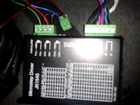 hqdefault arduino nema 23 stepper motor (2,5a, 1,8 nm) microstep driver Basic Electrical Wiring Diagrams at alyssarenee.co