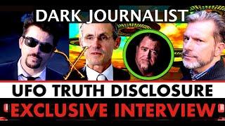 Dark Journalist: Truth UFO Disclosure & Mellon Family Secrets! Exclusive Interview John W. Warner IV