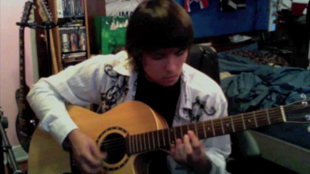 Jon Lajoie - Everyday Normal Guy 2 Guitar Cover - YouTube