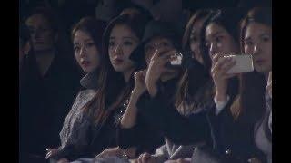 [HD] 171213 티아라 Eunjung & Jiyeon direct cuts @ JennyHouse - Chungdam Collection New Wave 2017