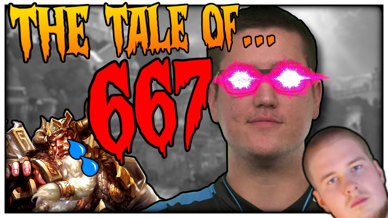 Download The Legend Of 667 - Legendary Smite Moments