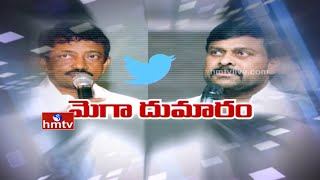 Debate On RGV Twitter Controversy On Chiranjeevi | Mega Fans Reactions | HMTV