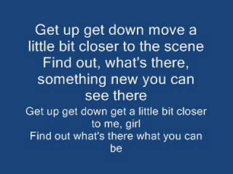 Everybody get down lyrics