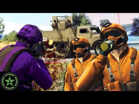 Let's Play - GTA V - Motor Wars