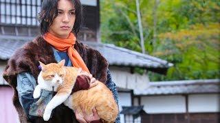 俳優・大野拓朗の初主演映画。赤い鼻をした剣山という伝説の忍者が父で...