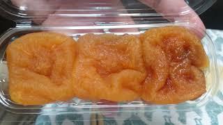 紀の里 あんぽ柿を食べる!