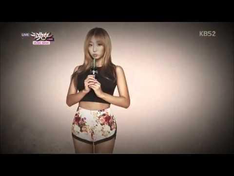SISTAR - Comeback Next Week @ Music Bank with