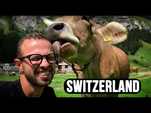 Why Switzerland is the almost perfect country.