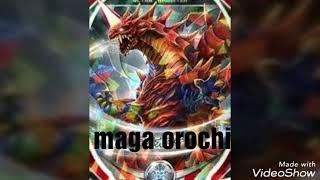 All ultraman orb monster
