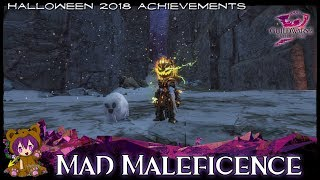 ★ Guild Wars 2 ★ - Mad Maleficence, Rivalry of Kings achievements