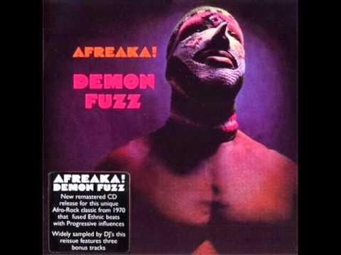 Demon Fuzz - Past, Present and Future (1970)