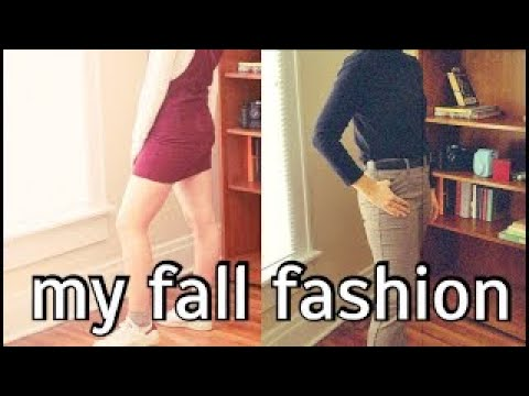 [VIDEO] - MY FALL OUTFITS II Fall Fashion Lookbook 2019 5