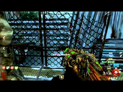 mob of the dead round 1 23 + 'pop goes to weasel'