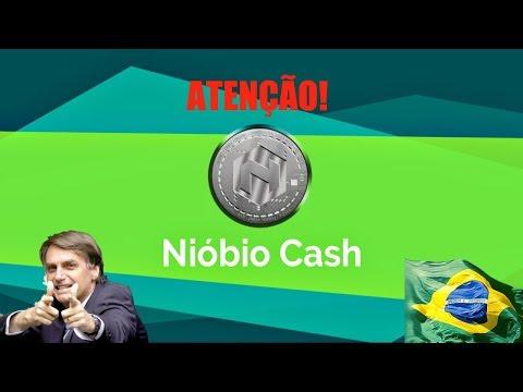 """Nióbio Cash: o pior do """"jeitinho brasileiro"""", agora nas criptomoedas!"""