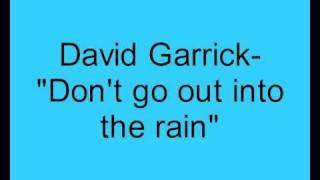 David Garrick- Don