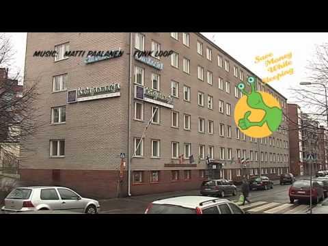 Eurohostel - Budget in Helsinki Part 1