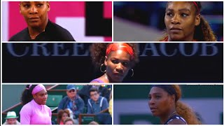 Serena Williams Different Reactions Towards Opponents, Umpires And Her Coach   SERENA WILLIAMS FANS