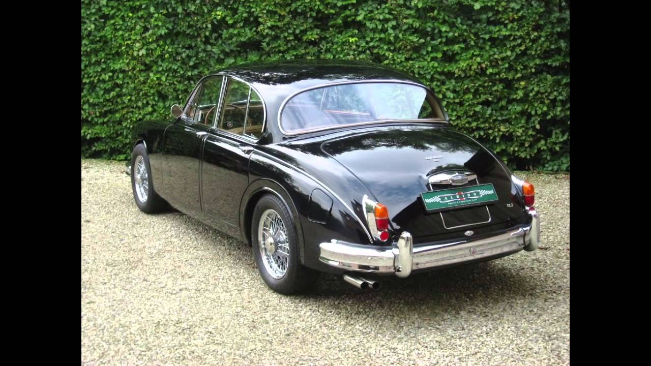 Jaguar Mark 2 1961 4 2 Lhd Major Modernisation And