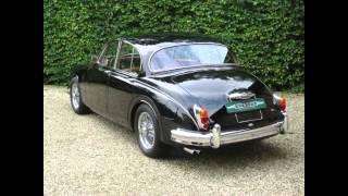 Jaguar Mark 2 1961 4.2 LHD Major Modernisation And Upgrades By JD Classic's
