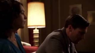 Mad Men 1x10   Don and Rachel Scene 1