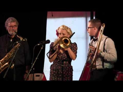 Kansas City Stompers, Gunhild Carling & Budapest Swing Jazz, Ringkøbing Fjord Jazz Festival 2015