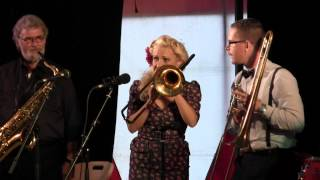 Kansas City Stompers, Gunhild Carling & Budapest Swing Jazz, Ringkøbing Fjord Jazz Festival 2015