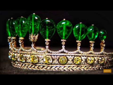Top 10 | Most Beautiful and Expensive Tiara in History