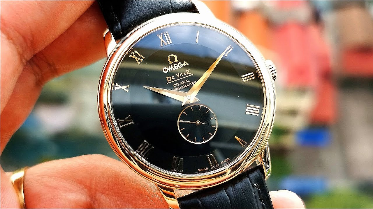 [Review Đồng Hồ] Omega Deville Prestige Co-Axial 4614.50.01 | ICS Authentic
