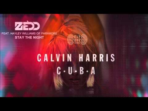 Zedd ft. Hayley Williams Vs. Calvin Harris - Stay The Night C.U.B.A. (Prince Mashup)