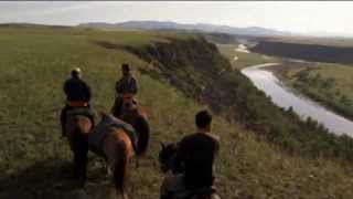 """Beautiful Mongolia with Mongolian long song feat Enigma - """"The Eyes of Truth"""""""