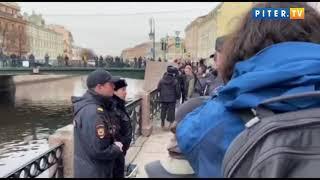Историк Олег Соколов на следственном эксперименте