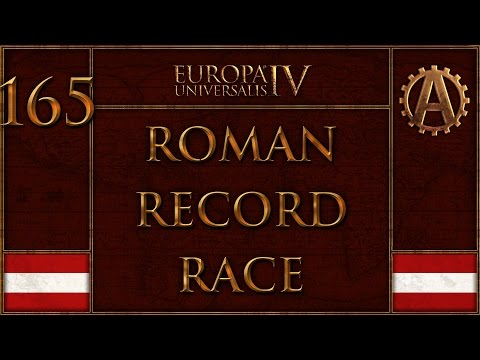 EUIV The Holy Roman Record Race 165