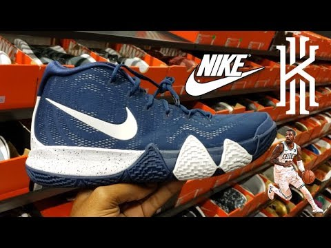 buy popular c7be3 46e5d MORE NIKE KYRIE 4 TB SNEAKERS AT THE NIKE CLEARENCE STORE