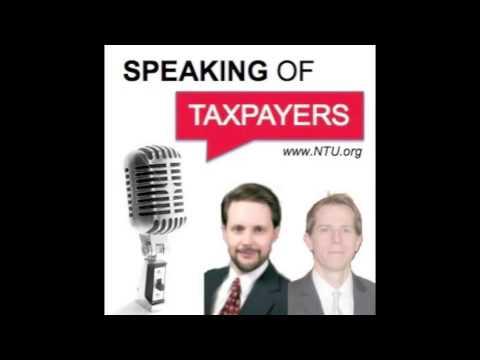"Tea Party Activist Greg Fettig on NTU's podcast ""Speaking of Taxpayers"""