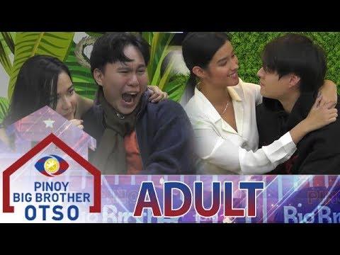 PBB OTSO Day 42: Housemates, napasigaw sa eksena nina Liza at Enrique