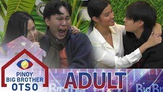 PBB OTSO Day 42: Housemates, napasigaw sa eksena nina Liza at Enrique Video
