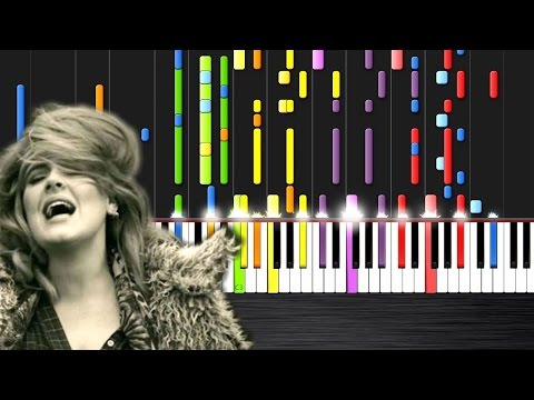 Adele - Hello - IMPOSSIBLE PIANO by PlutaX